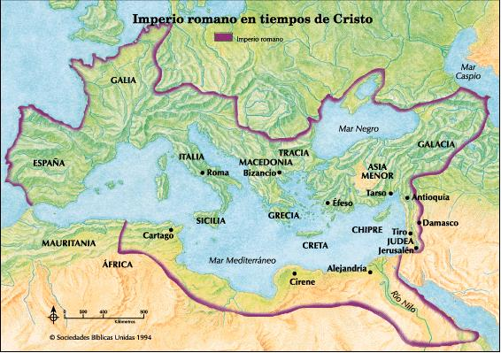 Mapas b blicos en web de recursos cristianos for Cuarto viaje de san pablo